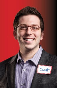 Scott Ginsberg-Author, Speaker, Entrepreneur, Mentor
